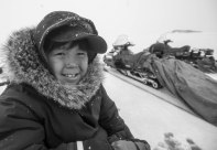 Young inuit